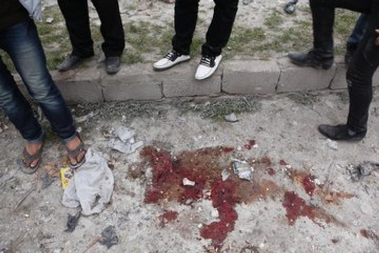 В массовой драке в Полтаве серьезно пострадали 3 человека