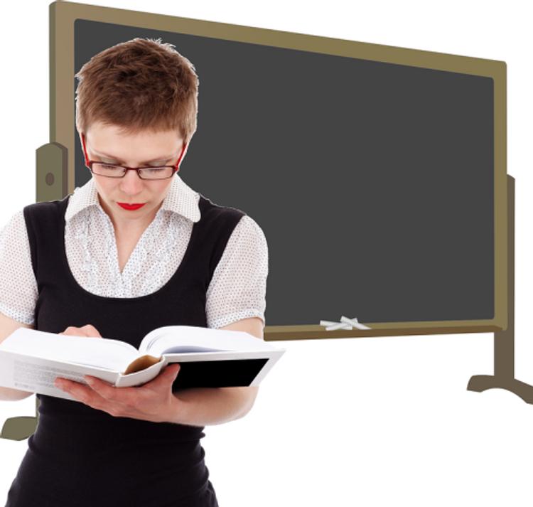 В Самаре учительница на уроке пнула своего ученика (ВИДЕО)