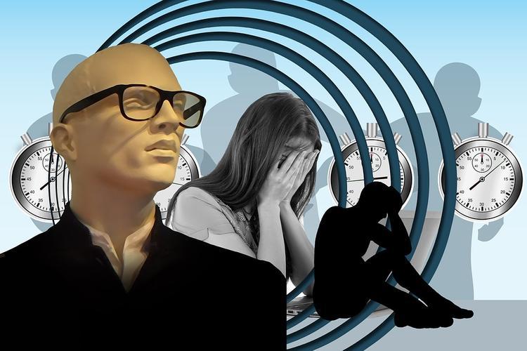 Ученые: Мужчины стрессоустойчивее женщин