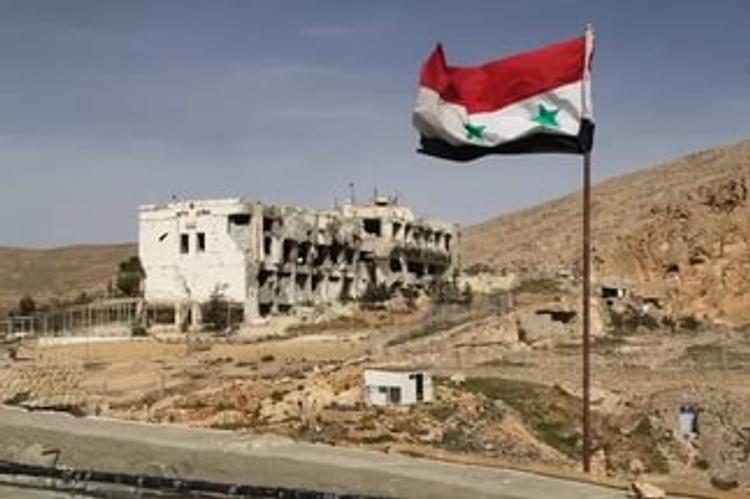 Боевики ИГ  напали на сирийские позиции одновременно с ракетным ударом США