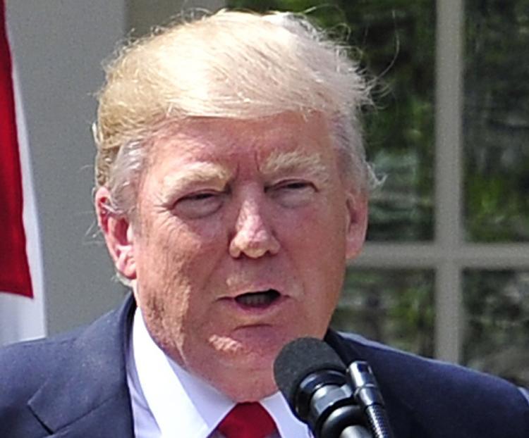 Трамп посетит Китай по приглашению Цзиньпина
