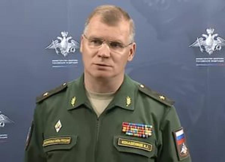 Минобороны РФ: не все ракеты США долетели до авиабазы в Сирии