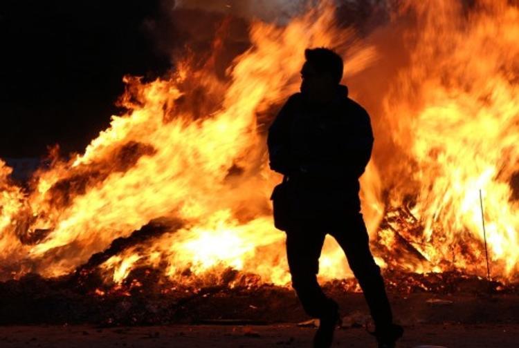 В Звенигороде муж застал у жены любовника и решил сжечь и их, и себя