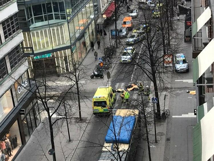 В Швеции уточнили число жертв теракта