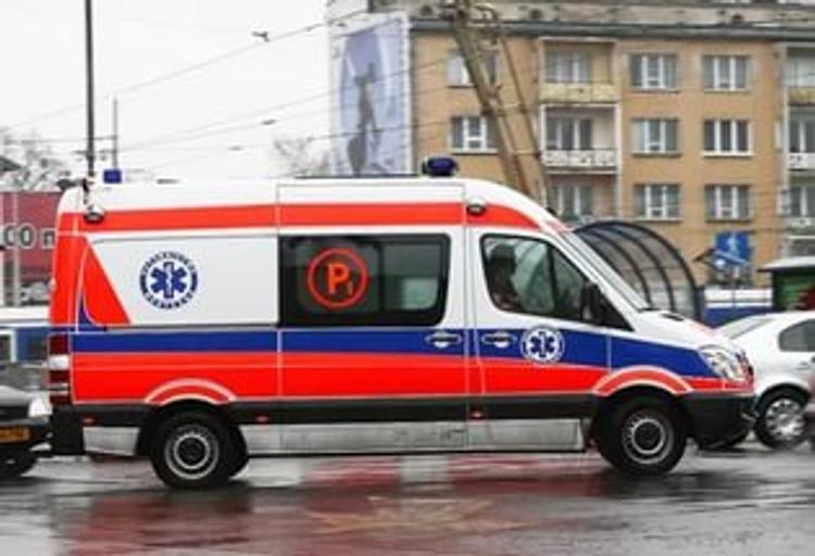 В Польше под обломками рухнувшего дома ищут людей