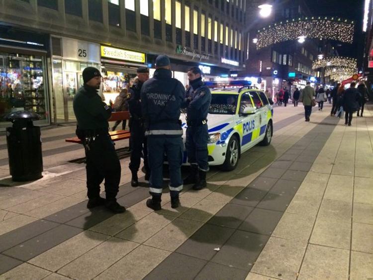 В Стокгольме после теракта пропал ребенок