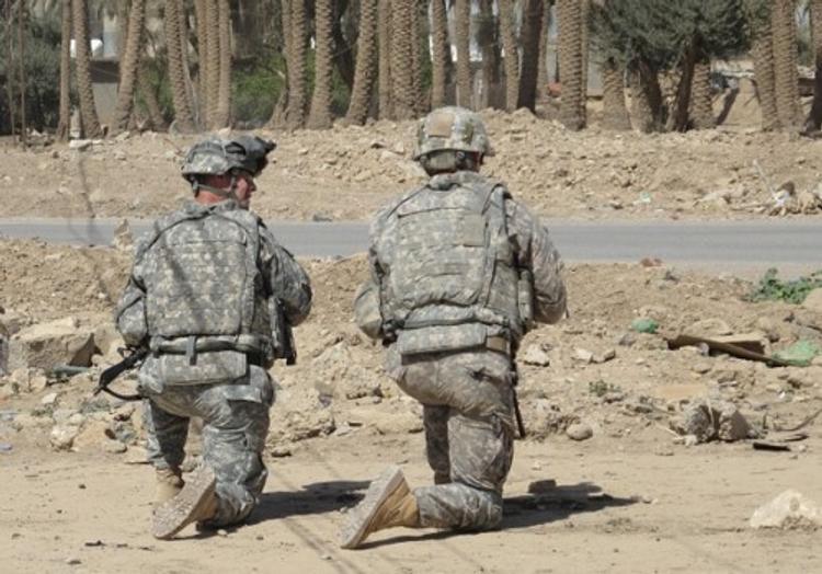 Разведка Ирака: под Мосулом убиты два командира ИГИЛ из России