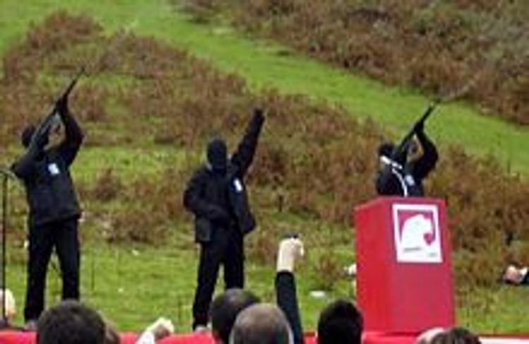 Баскская боевая группа ЭТА окончательно сложила оружие