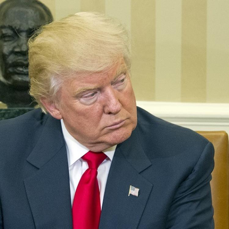 Трамп задумался о новых антироссийских санкциях из-за поддержки Сирии