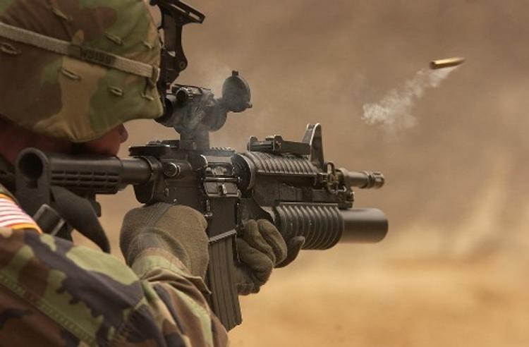 На учениях в Латвии пострадали американские солдаты