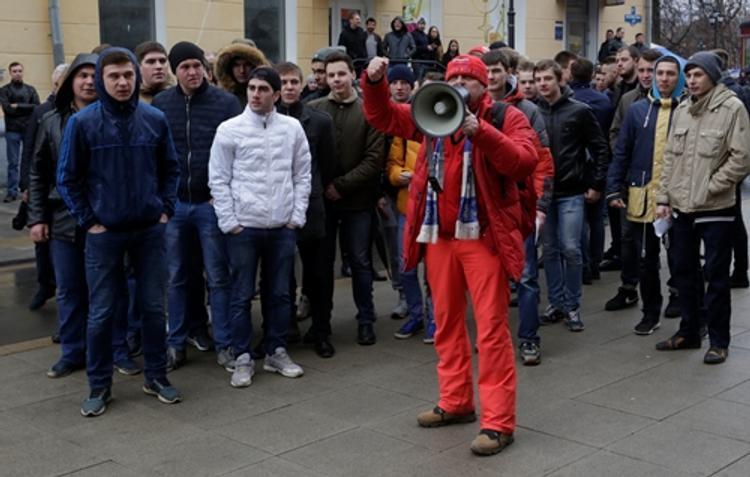 Докатилось: в Ярославле люди вышли на антикоррупционный митинг