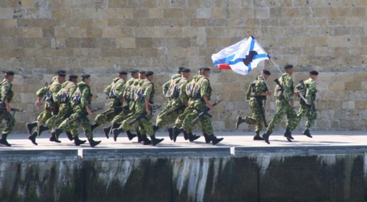 В Дагестане поднят по тревоге батальон морской пехоты