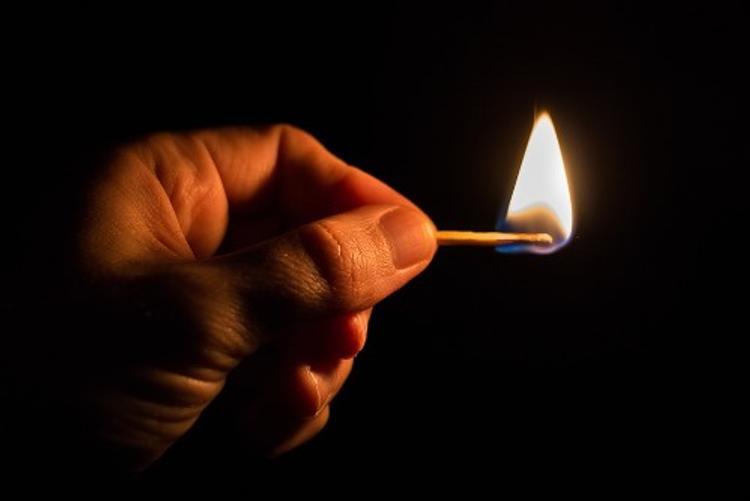 В деле о пожаре в Храме всех религий появился погибший и поджигатель