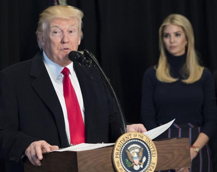 ИноСМИ узнали, кто повлиял на решение Трампа нанести удар по Сирии