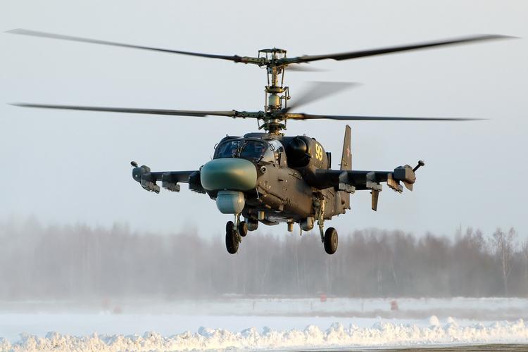 На Дальнем Востоке робот будет помогать собирать вертолёты