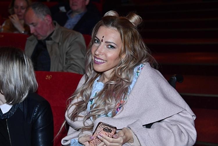 Юлия Самойлова рада поддержке ее кандидатуры на международный песенный конкурс