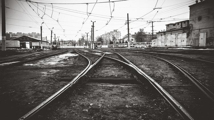 На вокзале в Вене произошло столкновение двух поездов