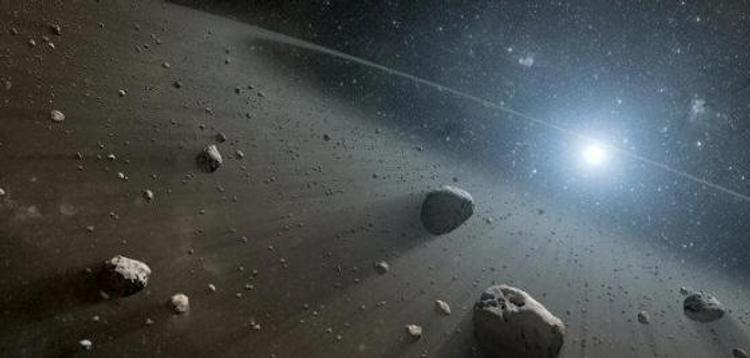 При падении астероида большинство землян сдуло бы ветром