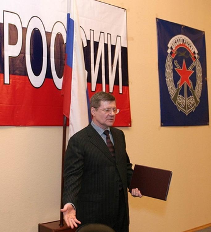 Генпрокурор рассказал о роли криминальных лидеров, так называемых воров в законе