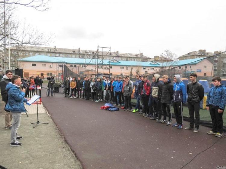 В «Битве за Сахалин» победила команда имени Леонида Смирных