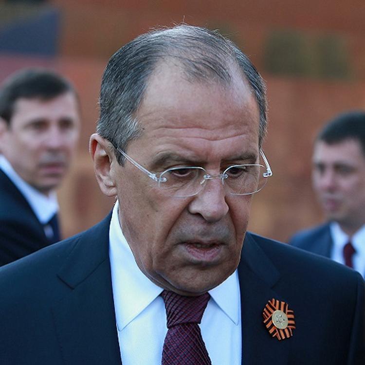 Лавров обвинил Украину в саботировании минских соглашений