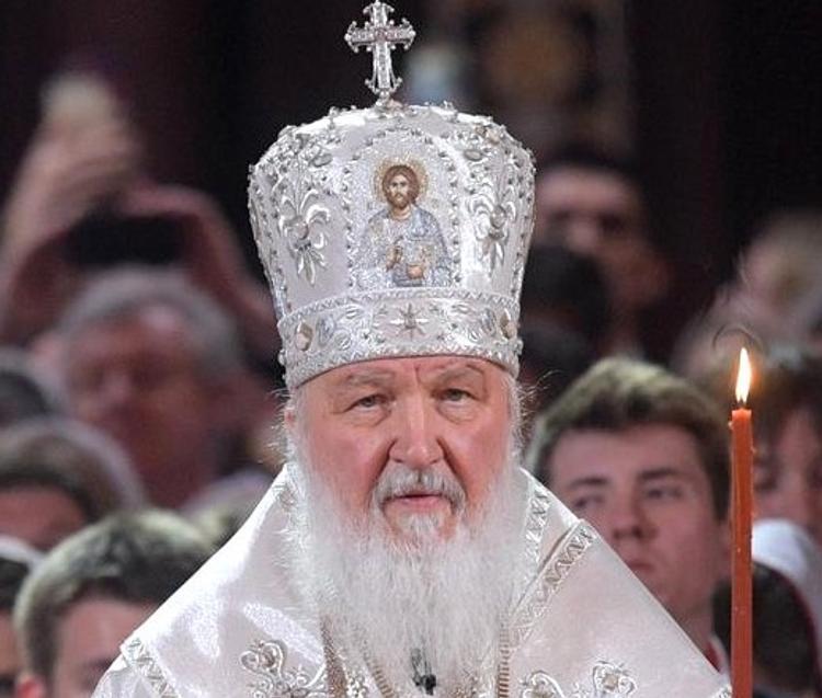 Патриарх Кирилл рассказал о первом томе словаря церковнославянского языка