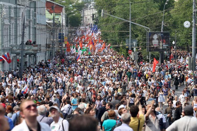 ПАРНАС подал на 28 мая заявку на марш против сноса пятиэтажек