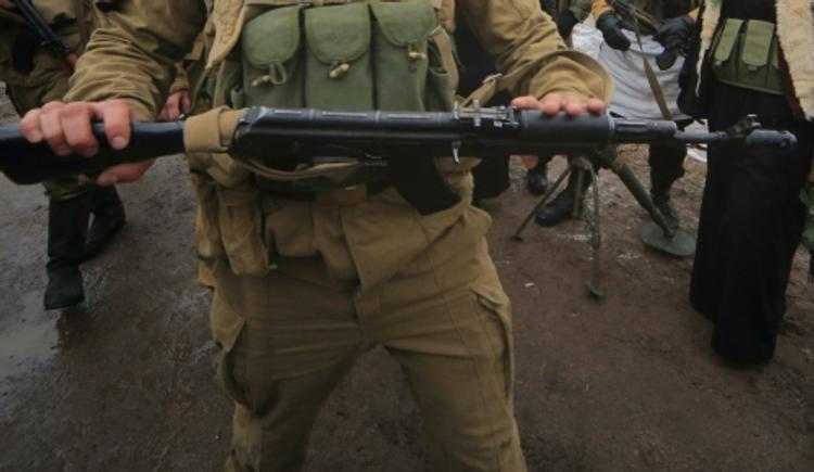 Российский контрактник потерял автомат в Сирии и попал под трибунал