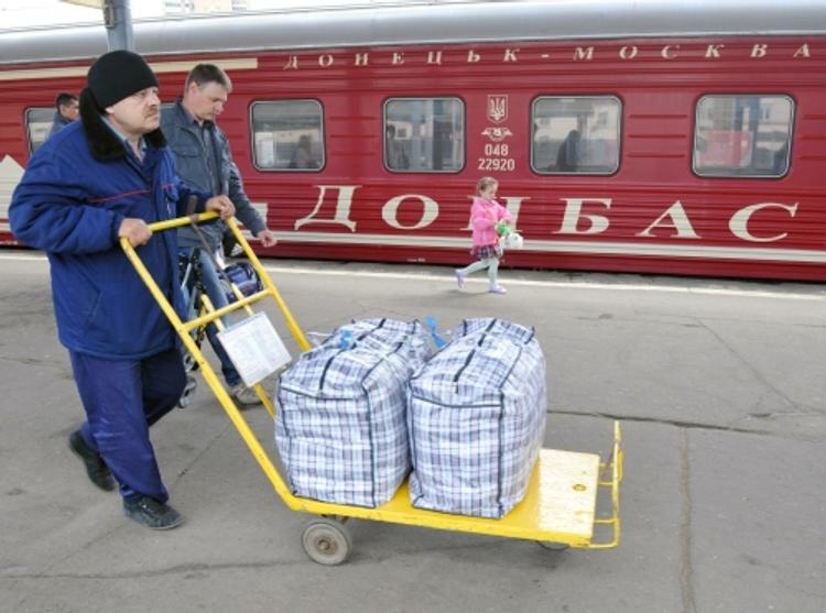 Украинский шоумен: украинцы едут на заработки только в Россию