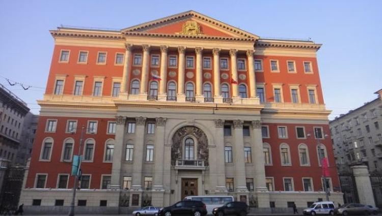Москвичка подала заявку на снос здания мэрии 1783 года постройки