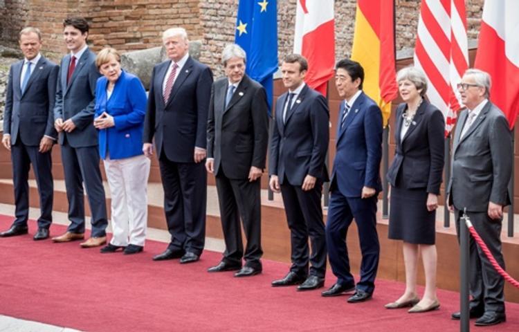 В первый день работы саммита  G7 подписана декларация по борьбе с терроризмом