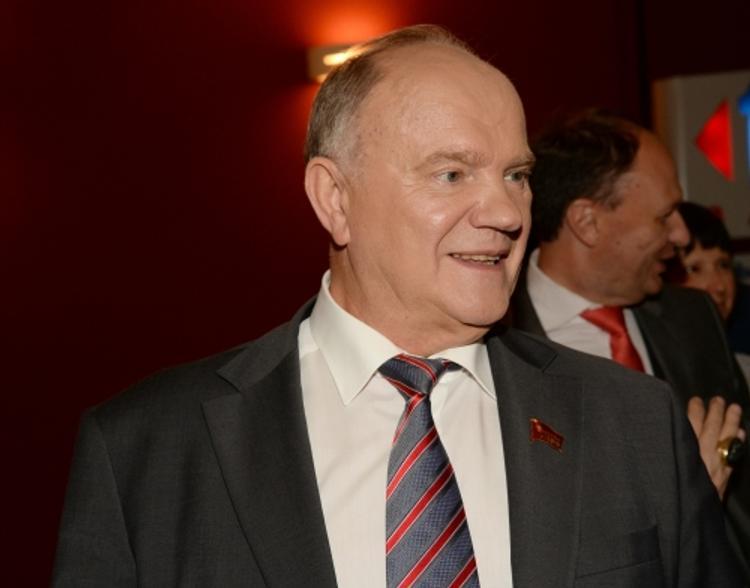 Лидер КПРФ Геннадий Зюганов заявил о готовности стать президентом РФ