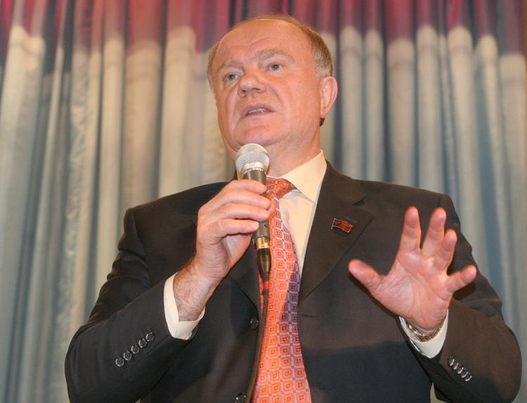 КПРФ не может определиться с кандидатом на выборах без подсказки Путина
