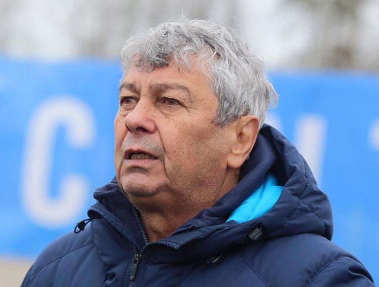 «Зенит» уволил Луческу