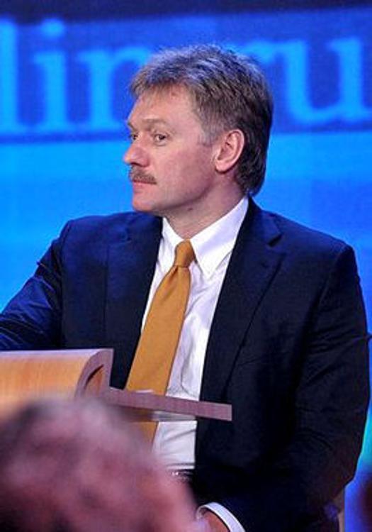 Песков: Путин знает о задержании мальчика на Арбате, полиция разберется