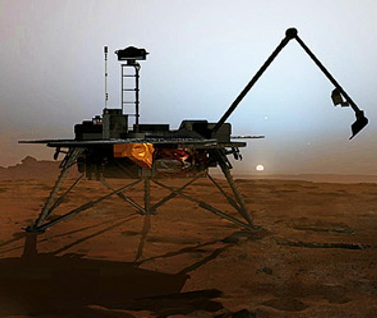Жизнь на Марсе существовала гораздо дольше, чем считалось