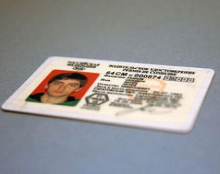 Иностранные водители с 1 июня не смогут работать без российских прав
