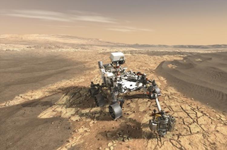 Зонд НАСА нашел на Луне запасы льда (ВИДЕО)