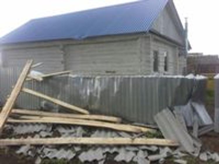 Ураган в четверг разбушевался в Татарстане