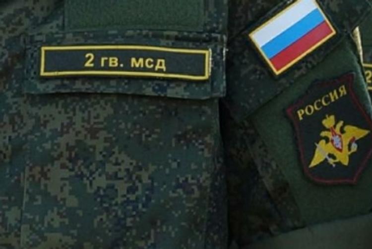 В Москве офицер спас мать с ребенком от пьяного соседа (ВИДЕО)
