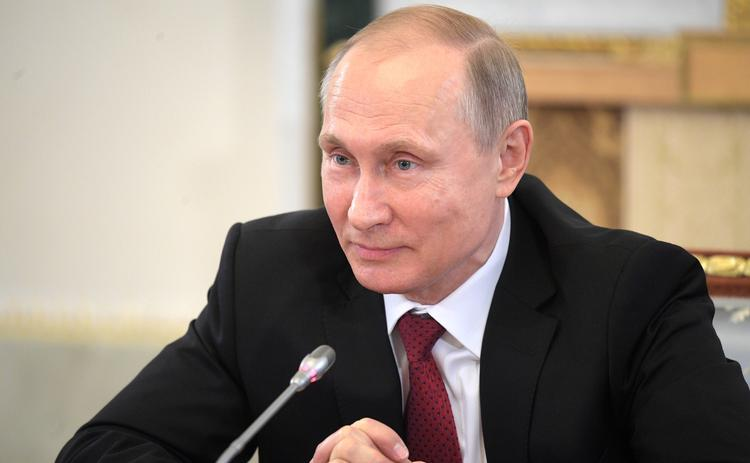 Путин заявил о новом подъеме российской экономики
