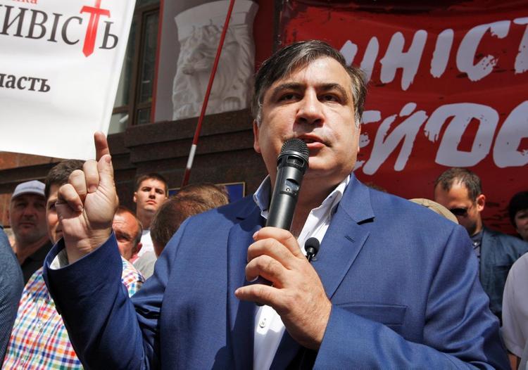Саакашвили рассказал о своем отказе возглавить правительство Украины