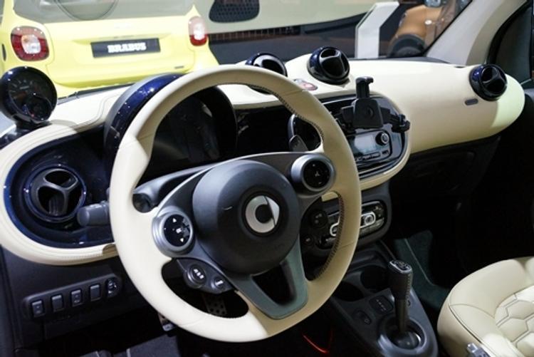 Китайцы построят для Германии умные автомобили