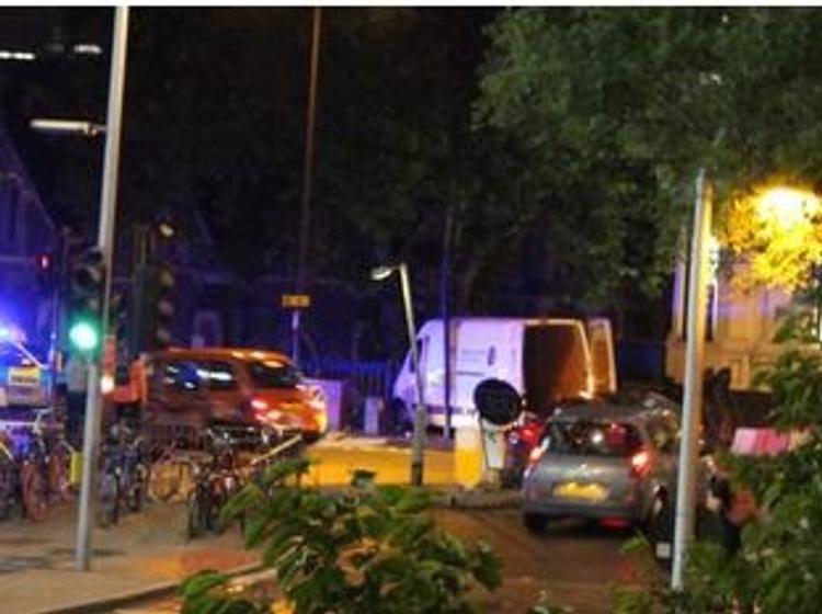 Стали известны подробности ночных атак в Лондоне