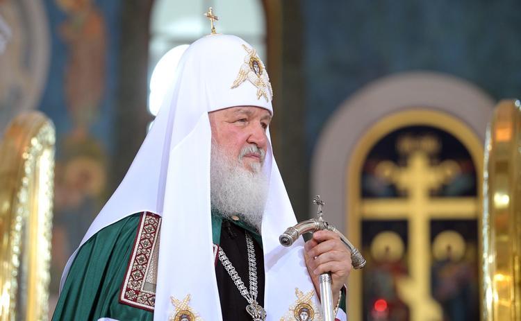 Патриарх Кирилл рассказал о способах «подключения» к Святому Духу