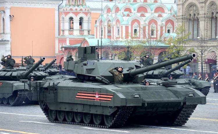 Рогозин назвал сроки завершения испытаний танка «Армата»