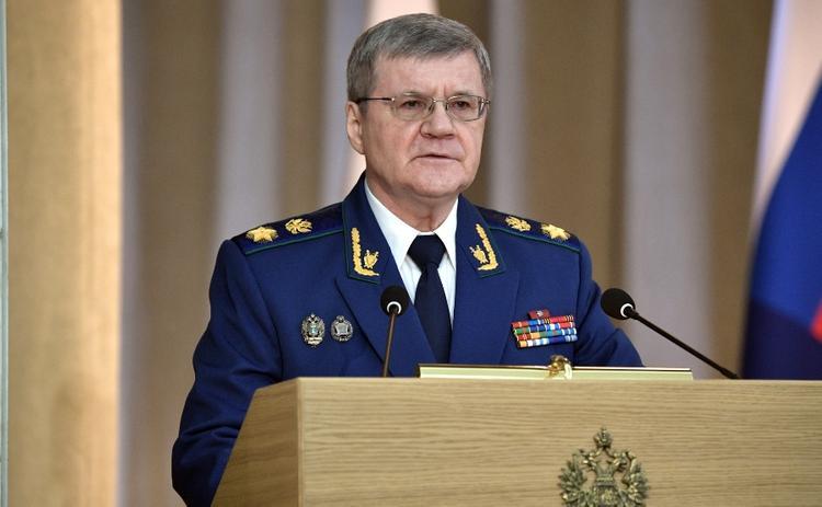 Чайка обвинил Лондон в укрывательстве сбежавших российских преступников