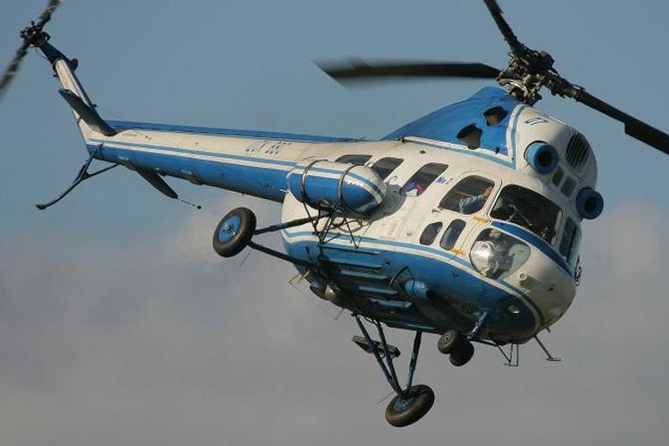 В Адыгее найден сбежавший после крушения вертолета пилот