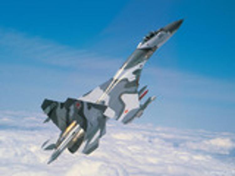 Истребители  Су-27 были подняты по тревоге в Крыму