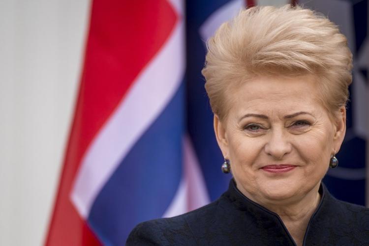 Минск потребовал от Литвы объяснений по поводу заявлений Грибаускайте